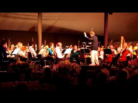 Belleayre Festival Orchestra Plays Romantic Classics