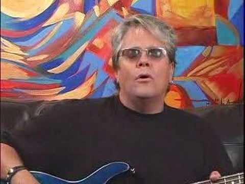 "The John Cowan Band performs ""Tomorrow Morning"" 7-25-07"