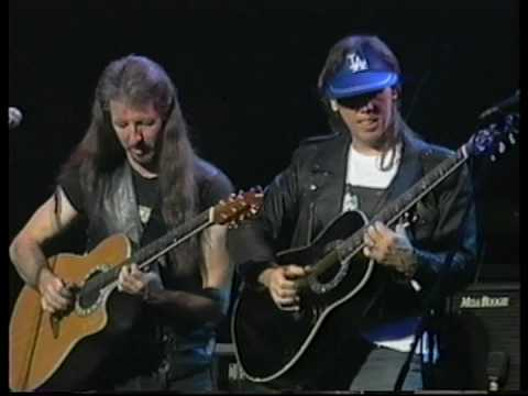 The Doobie Brothers Slat Key Soquel Rag / Live at Budokan `93