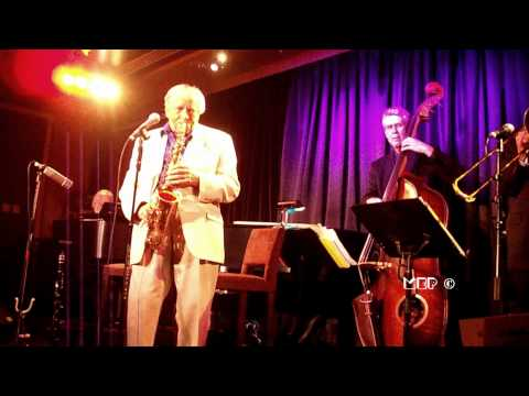 John Dankworth`s last US Concert with Cleo Laine at San Francisco`s Rrazz Room October 2009