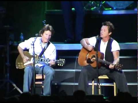 John Mellencamp John Fogerty Live Green River Indiana 2005