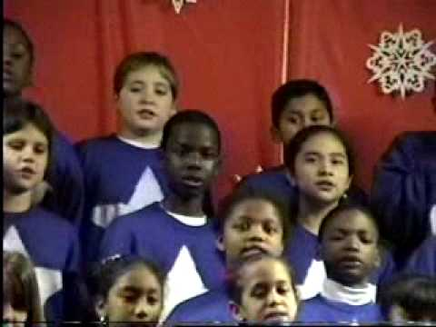 "PS22 Chorus ""I Heard The Bells On Christmas Day"" John Gorka"