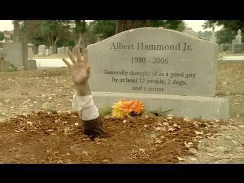 "Albert Hammond Jr. Resurrects from the Dead - ""101"""