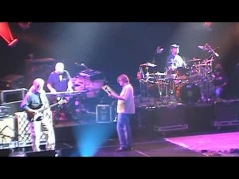 Smoking Factory (HD 720p) Widespread Panic 11/06/2007
