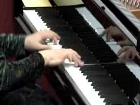 Bohemia played by Sue Keller - Ragtime Piano