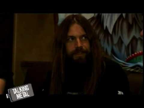 Talking Metal Lamb of God Interview Extras