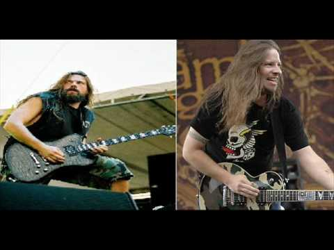 Lamb Of God - Shoulder Of Your God (Guitar Only)