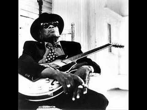 I`m going upstairs - John Lee Hooker