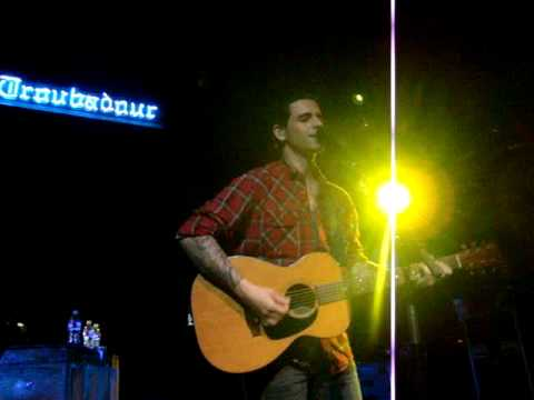 Dashboard Confessional - HANDS DOWN @ Troubadour (November 30, 2009)