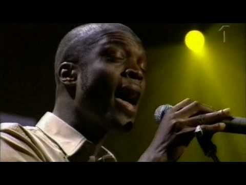 Lynden David Hall - Abraham, Martin and John (Live @ Royal Albert Hall, London, April 10th, 1999)