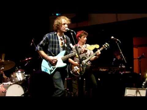 "Deer Tick - ""Born At Zero"" @ Takeroot fest. Groningen september 2010"