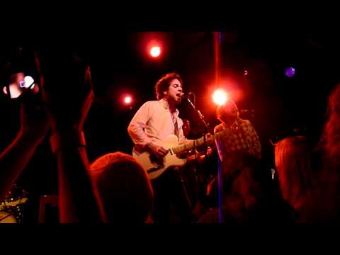 """When My Time Comes"" - Dawes - Paradise Rock Club, Boston"
