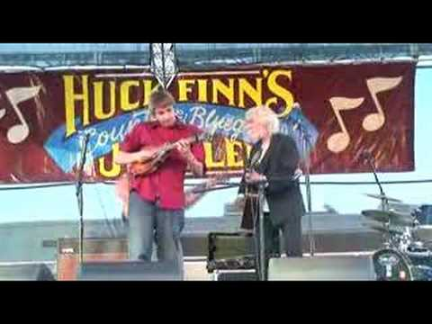 John and Nathan McEuen and Scott Gates at Huck Finn 2008!