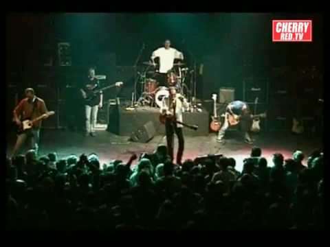 "John Otway Live ""Really Free"" from Beware Of The Flowers` DVD"