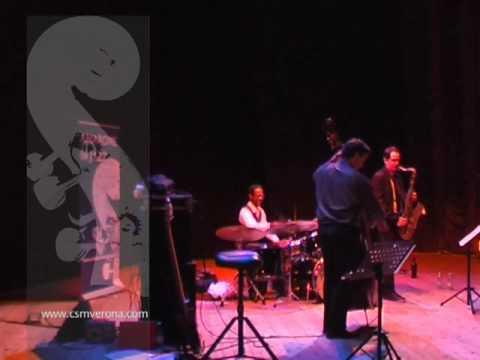 Amarone in Jazz 09- John Patitucci trio feat. Brian Blade e John Ellis - Verona - Teatro Camploy