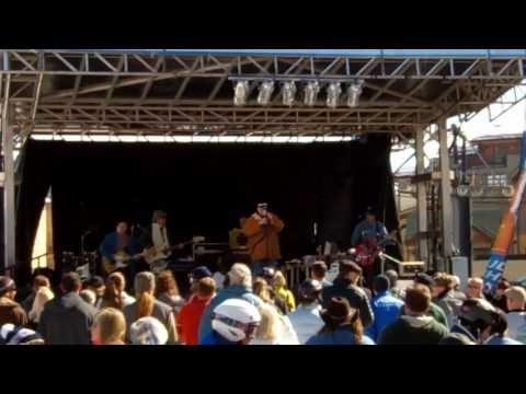John Popper & The Duskray Troubadors - But Anyway - Steamboat Springs, Colorado