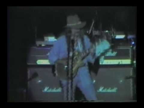 Allman Brothers - One Way Out - Jones Beach 8-31-90 pt. 2