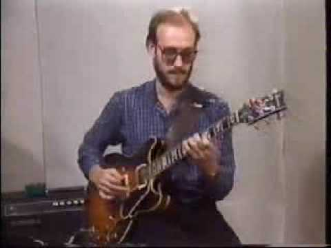 John Scofield -On Improvisation I.