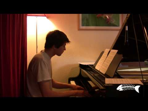 Romantic Flight [How to Train Your Dragon] (piano cover)