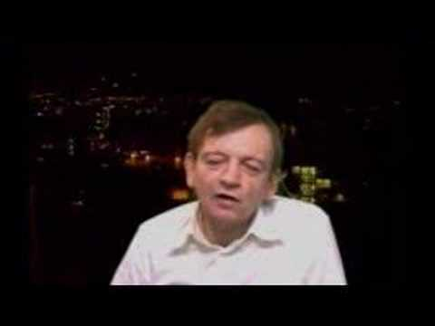 Mark E. Smith on Newsnight Tuesday, 26 October, 2004