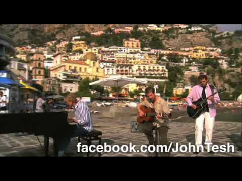 Carol of the Bells • John Tesh Christmas in Positano, Italy • facebook.com/JohnTesh