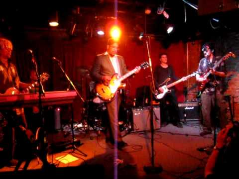 "Love with Johnny Echols - ""Live and Let Live"" - Velvet Lounge August 18, 2009"