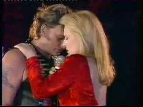 Sylvie Vartan Johnny hallyday Ne m`oublie pas