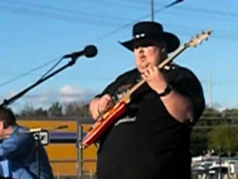 Johnny Hiland slow blues jam-2009 Dallas Guitar Festival