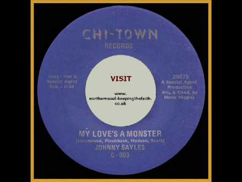 NS-KTF-1179 Johnny Sayles - My Love`s A Monster.wmv