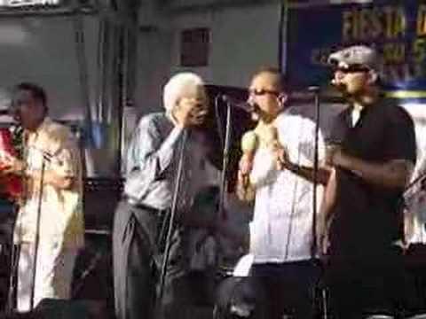 Johnny Pacheco - Agua del Clavelito