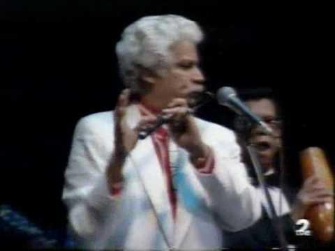 JOHNNY PACHECO, CASANOVA Y ROBERTO TORRES--MADRID 1991--Agua de Clavelito 2� PARTE
