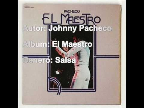 Johnny Pacheco-Las muchachas