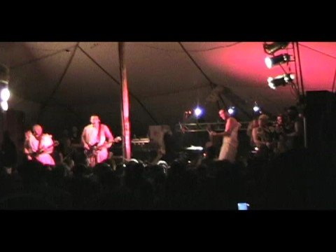 Johnny Rumble - FlatFoot56 LIVE @ Cornerstone 2008