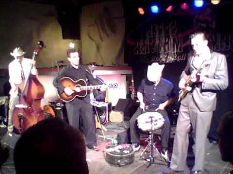 Johnny Trouble Trio - Live at BIG RHYTHM RUMBLE 2010