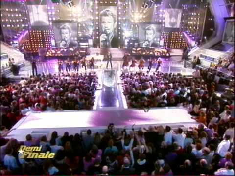 Johnny Hallyday. La qu�te.wmv