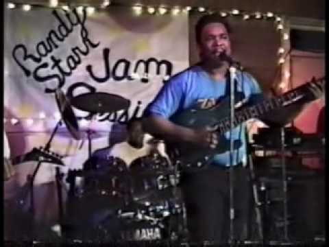 Randy Starr jam session - Rude Dude