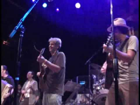 Johnny Vatos Halloween Oingo Boingo Show (sound check secret stash) We Close our Eyes Live 2007