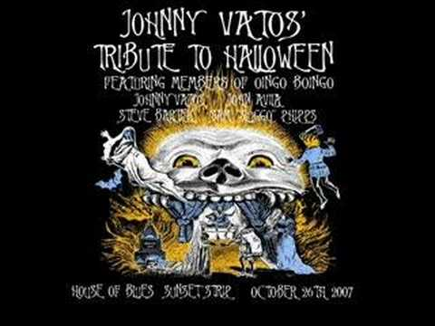 JOHNNY VATOS nuclear babies house of blues OINGO BOINGO