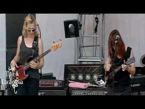 Tito & Tarantula - Loreley Summer Festival 1998 (Medley)