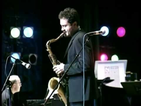 John Fedchock New York Big Band - My Foolish Heart
