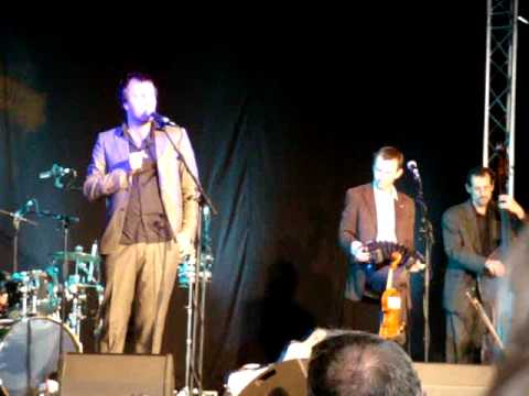 Jon Boden & The Remnant Kings - Stardust - Live Sidmouth Folk Week 2010