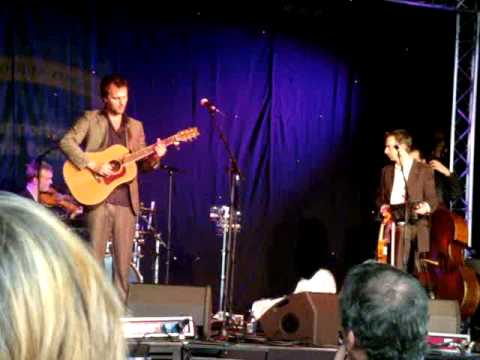 Jon Boden & The Remnant Kings - The Pilgrim`s Way / April Queen - Live Sidmouth Folk Week 2010