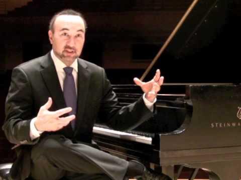 "Jon Kimura Parker - ""Brahms` Piano Concerto No. 2"