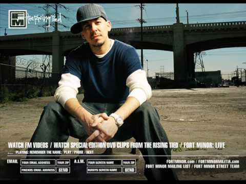 Fort Minor (Feat. Holly Brook and Jonah Matranga) - Where`d You Go
