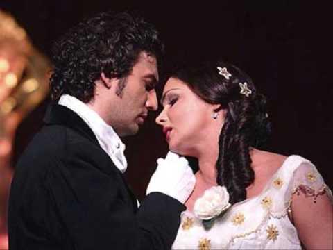 Anna Netrebko & Jonas Kaufmann - Parigi o Cara - La Traviata
