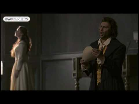 Werther - Jonas Kaufmann and Sophie Koch - Op�ra national de Paris - medici.tv