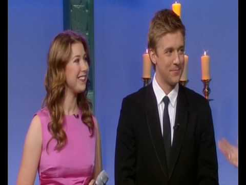 This Morning Hayley Westenra & Jonathan Ansell interview