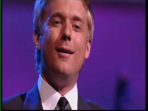 Jonathan Ansell - I`ll Walk With God - Songs of Praise 31.05.09
