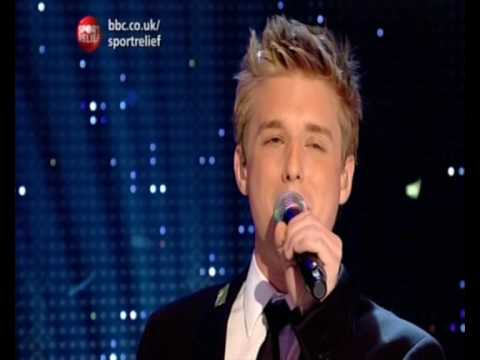 Jonathan Ansell does sports relief