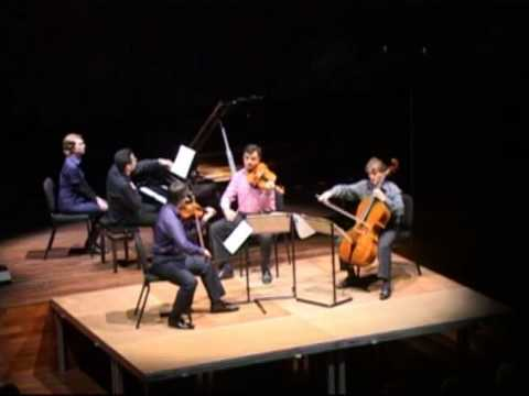 Brahms Piano Quartet no. 2 in A: I. Allegro non troppo (part 1)